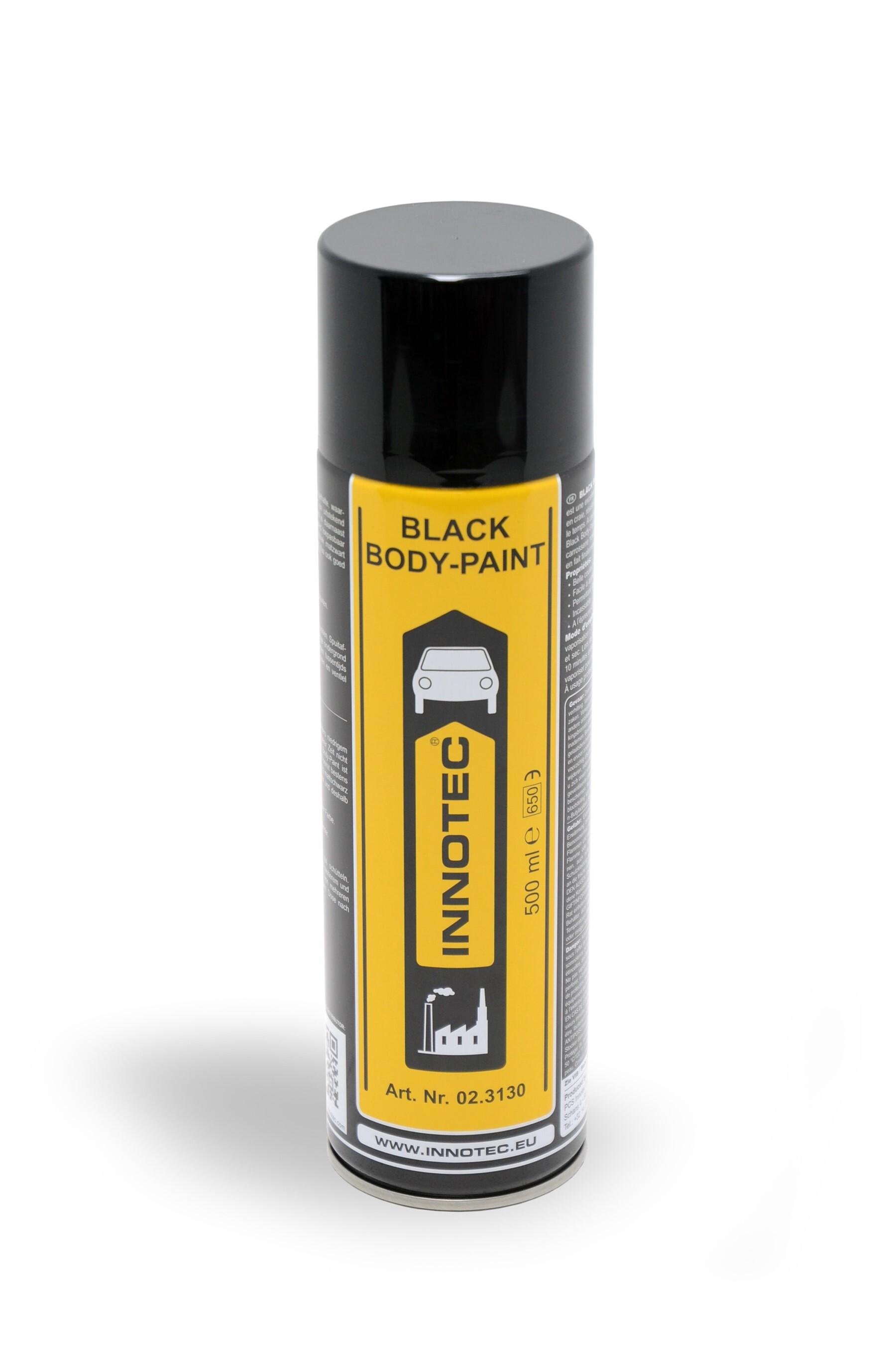 1188 Black Body Paint