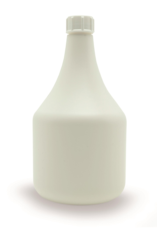 1682 Bulb Shaped Bottle 1 L print