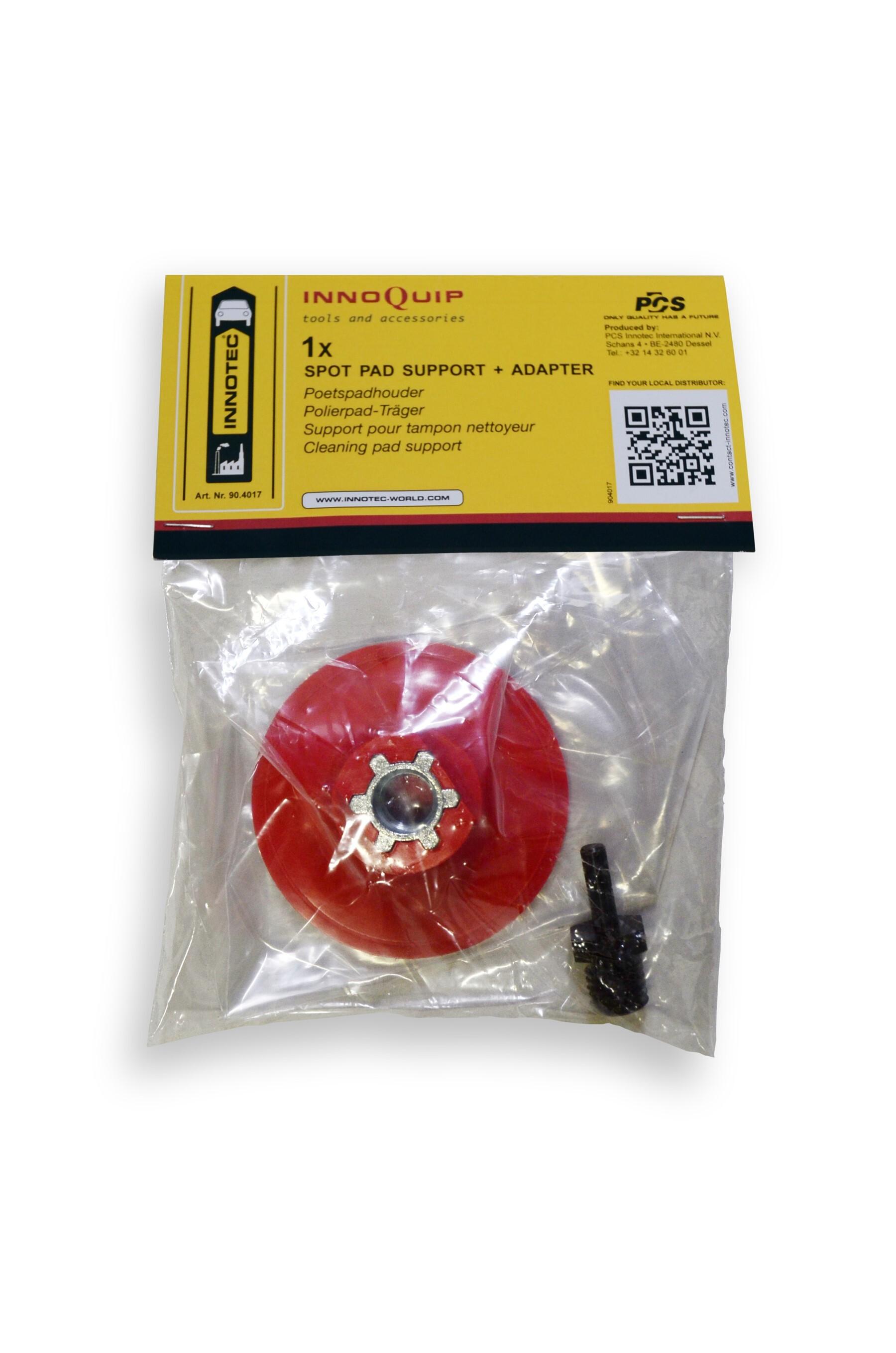 1649 1 Spot Pad Support Adapter zakje