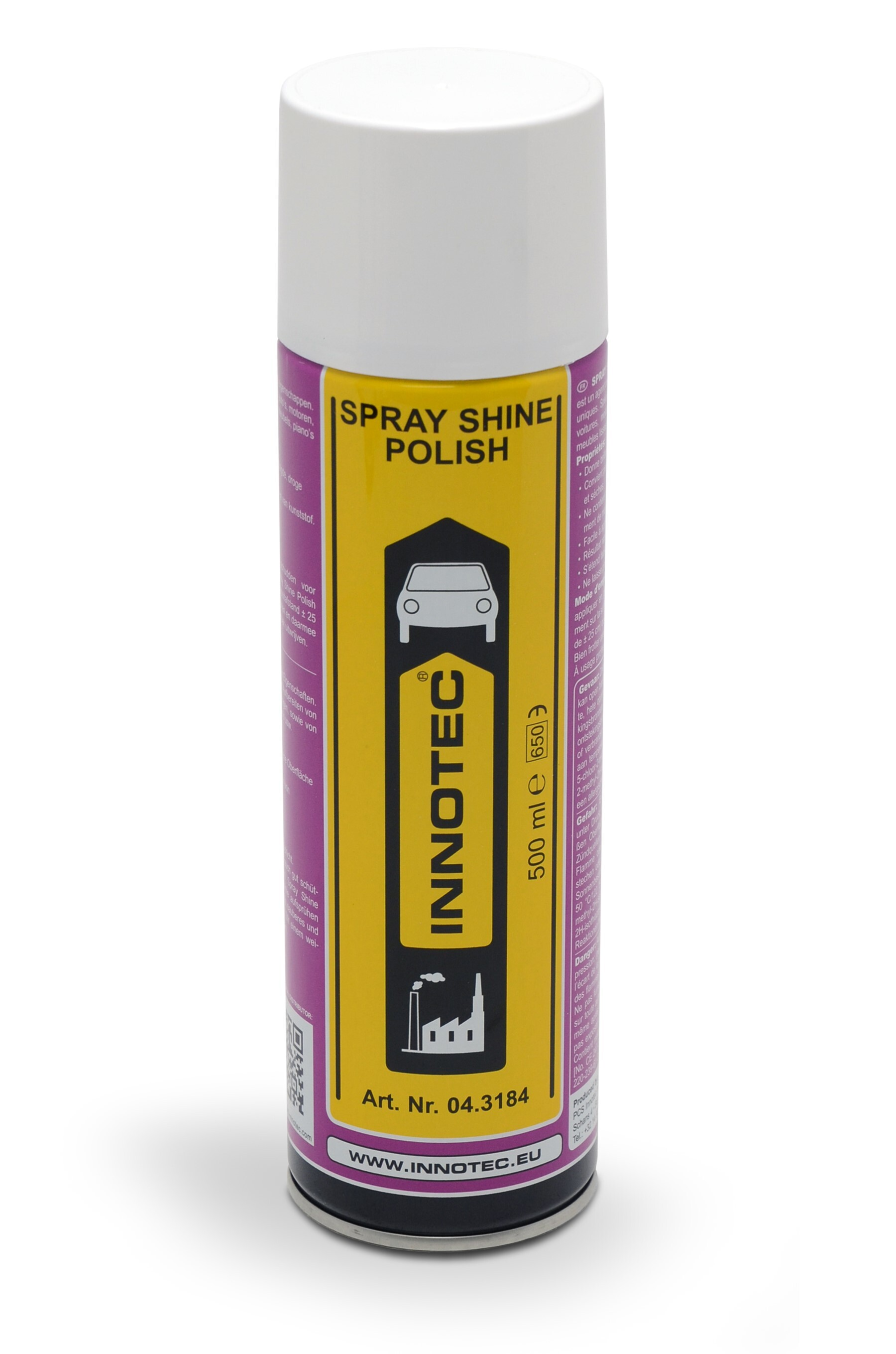 1328 Spray Shine Polish