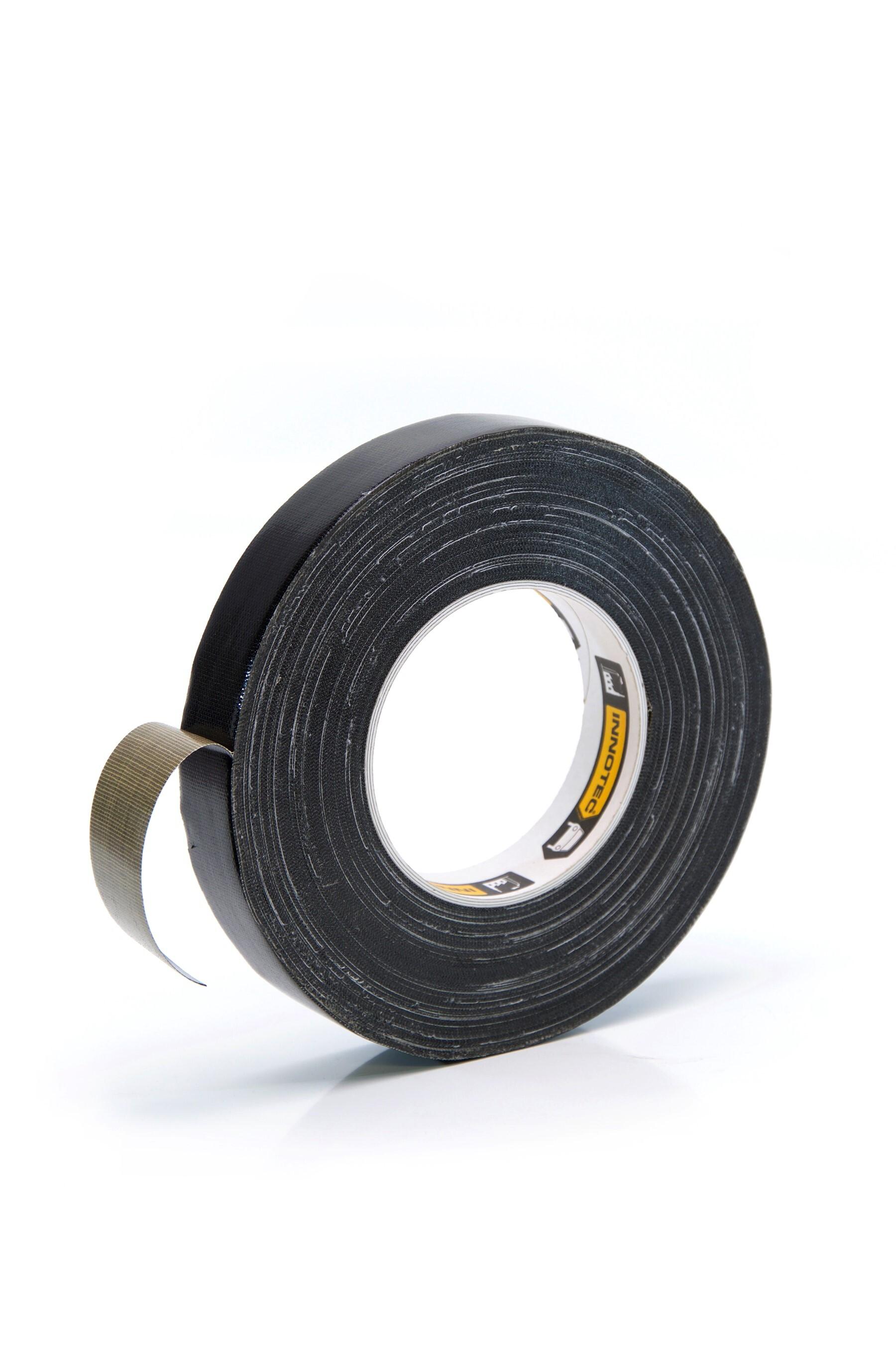 1399 Waterproof Tape Black 25mm